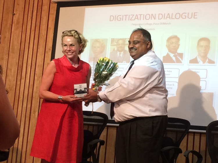 Digitization Dialogue