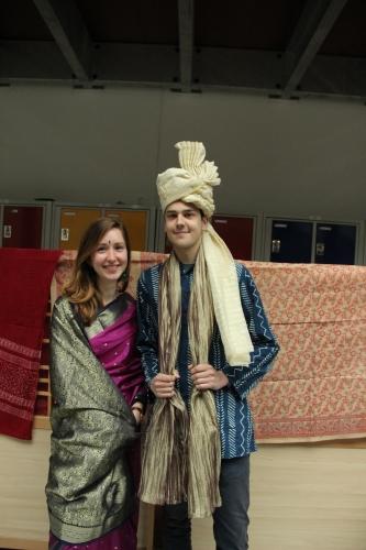 Indian workshops in France