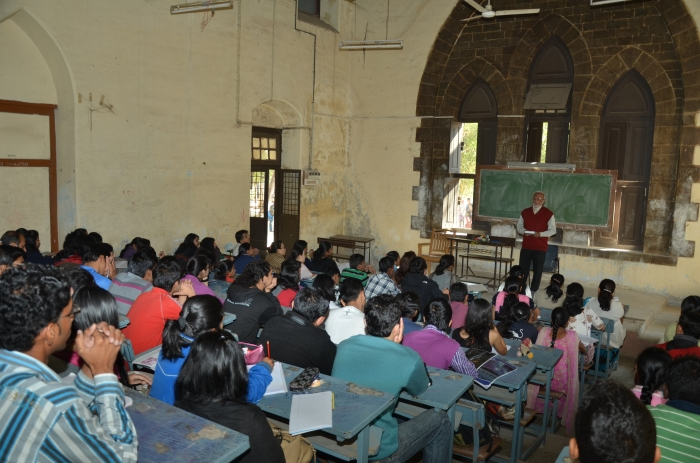Guest Lecture by Santosh Dastane