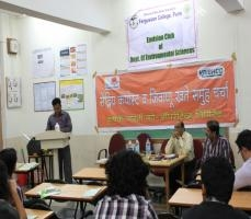One day workshop on Waste Management